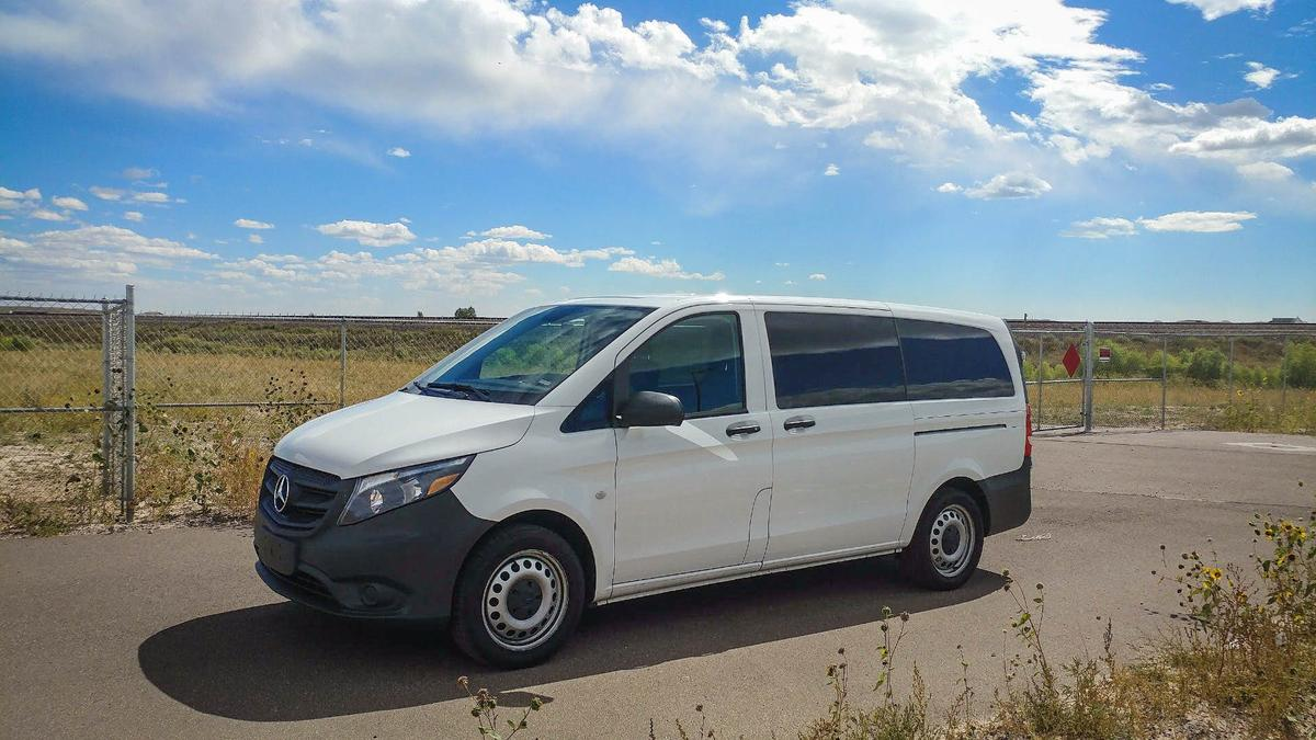 For hauling people, it's hard to imagine a better-designed commercial van than the Mercedes-Benz Metris Passenger