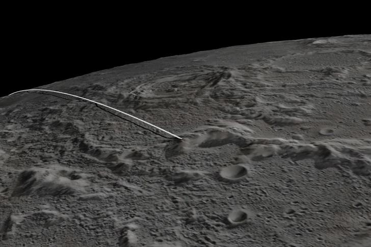 spacecraft found over pentagon - 728×485