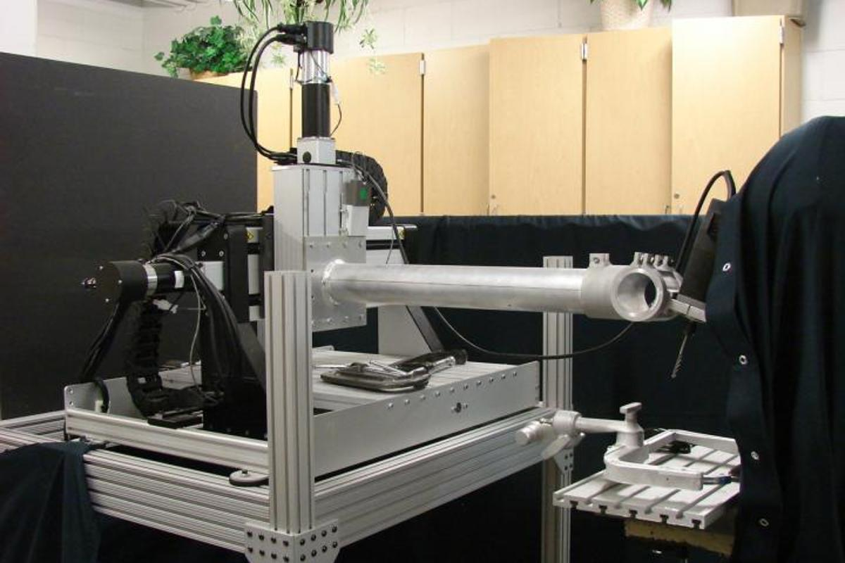 The researchers say the robotic drill could be put to work in a variety of surgical procedures
