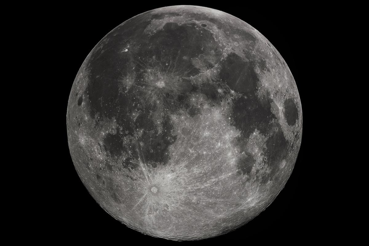 China's Chang'e-3 lunar probe has entered orbit around the Moon (Photo: Gregory H. Revera via Wikipedia)