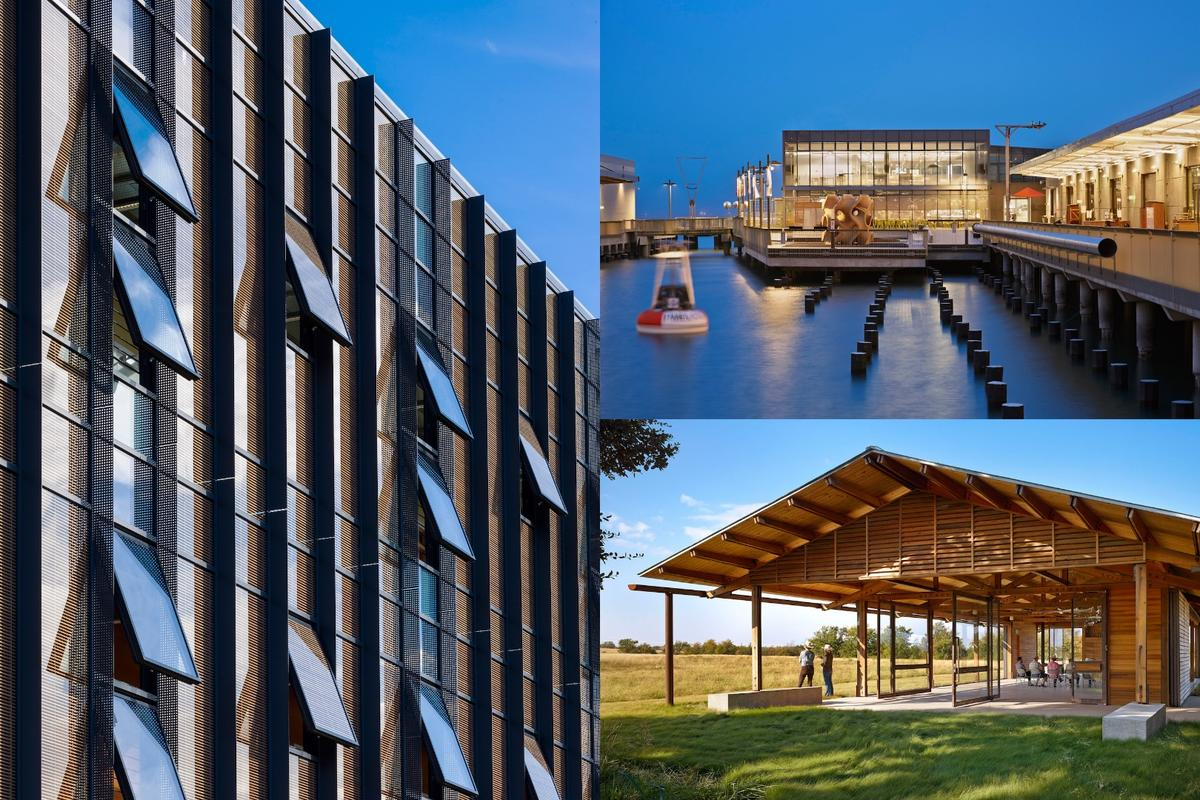 This year's best green buildings selected by the AIA's Committee on the Environment