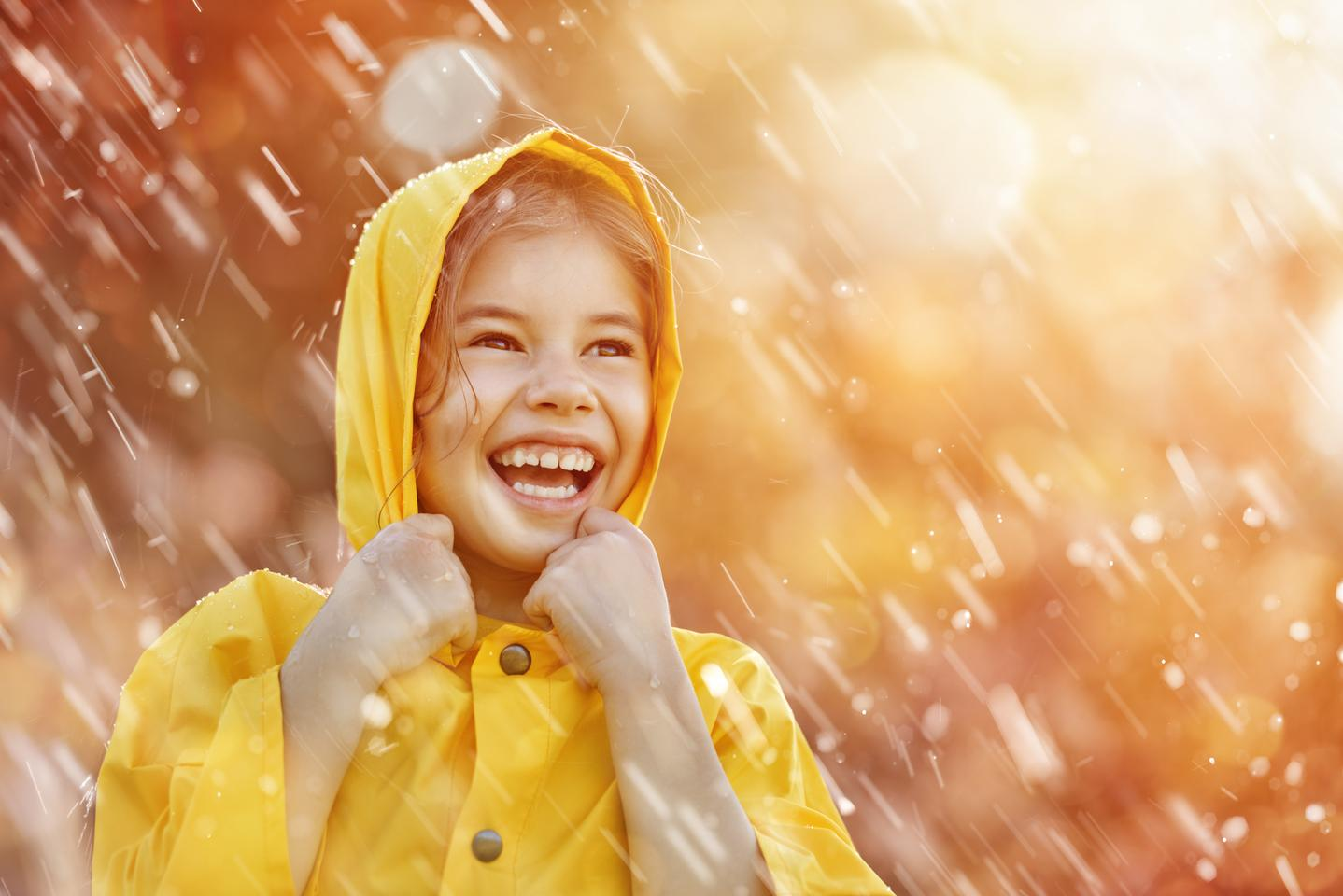The technology could find use in products such as raincoats, although the potential applications