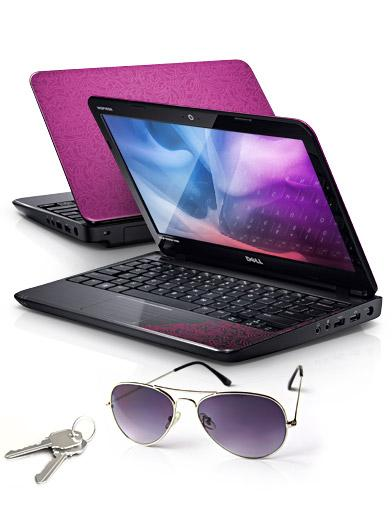 The stylish M101z has a 1.6 inch, 1366 x 768 widescreen LCD display, Bluetooth and Wireless N connectivity and a USB port that remains powered even when the laptop is switched off
