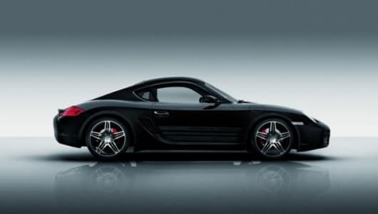 "Cayman S ""Porsche Design Edition 1"""