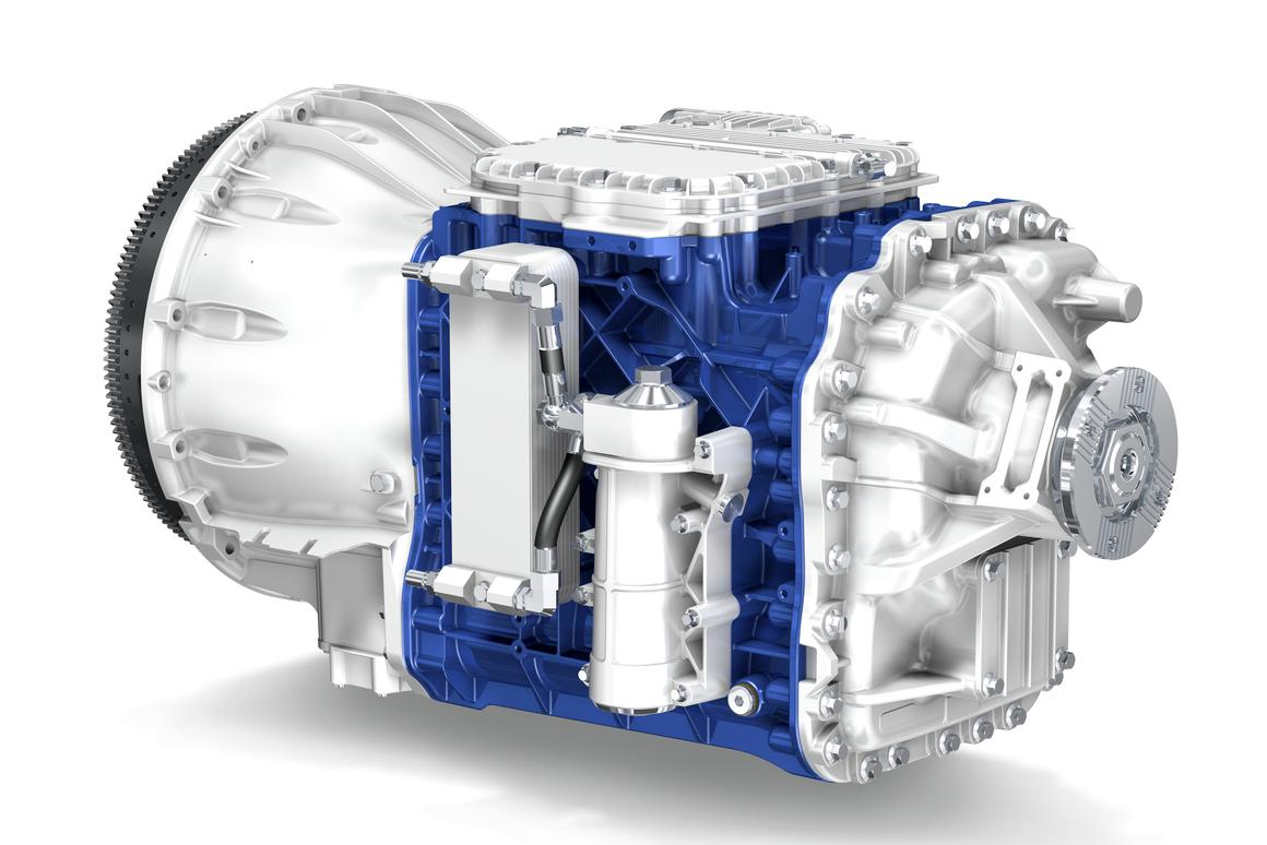 Volvo smooths out heavy vehicle gear changes with I-Shift