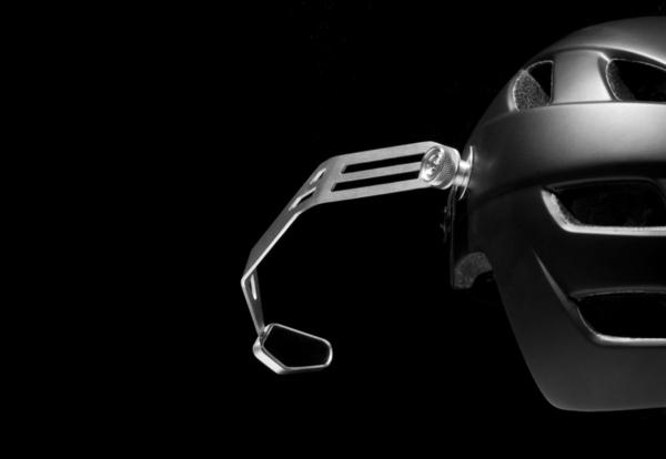 The Isoteko can reportedly be installed on any helmet
