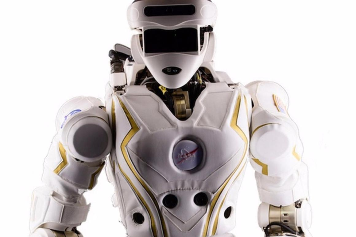 """The supercool R5 """"Valkyrie"""" robot was originally designed for disaster relief"""
