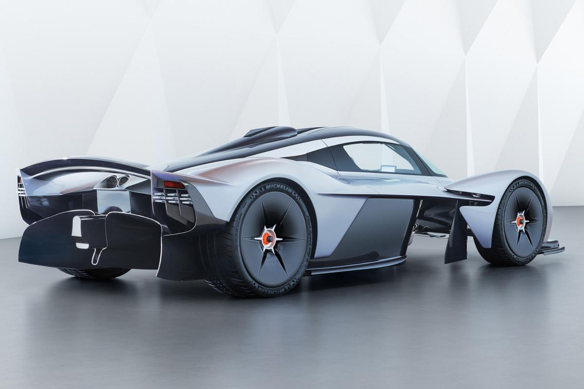 The Aston Martin Valkyrie will be road legal