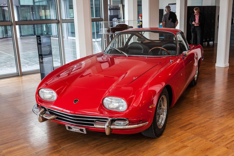 1964 Lamborghini 350 GT (Photo: Loz Blain/Gizmag.com)