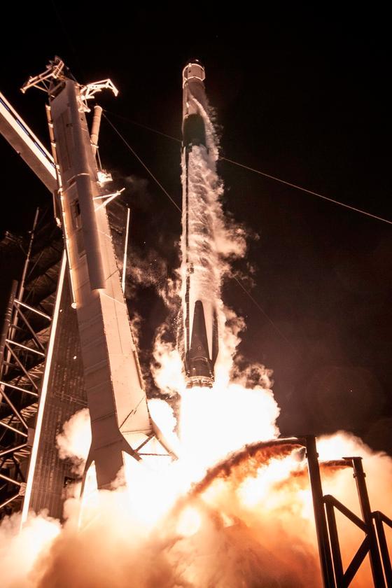 Crew Demo-1 had no astronauts aboard