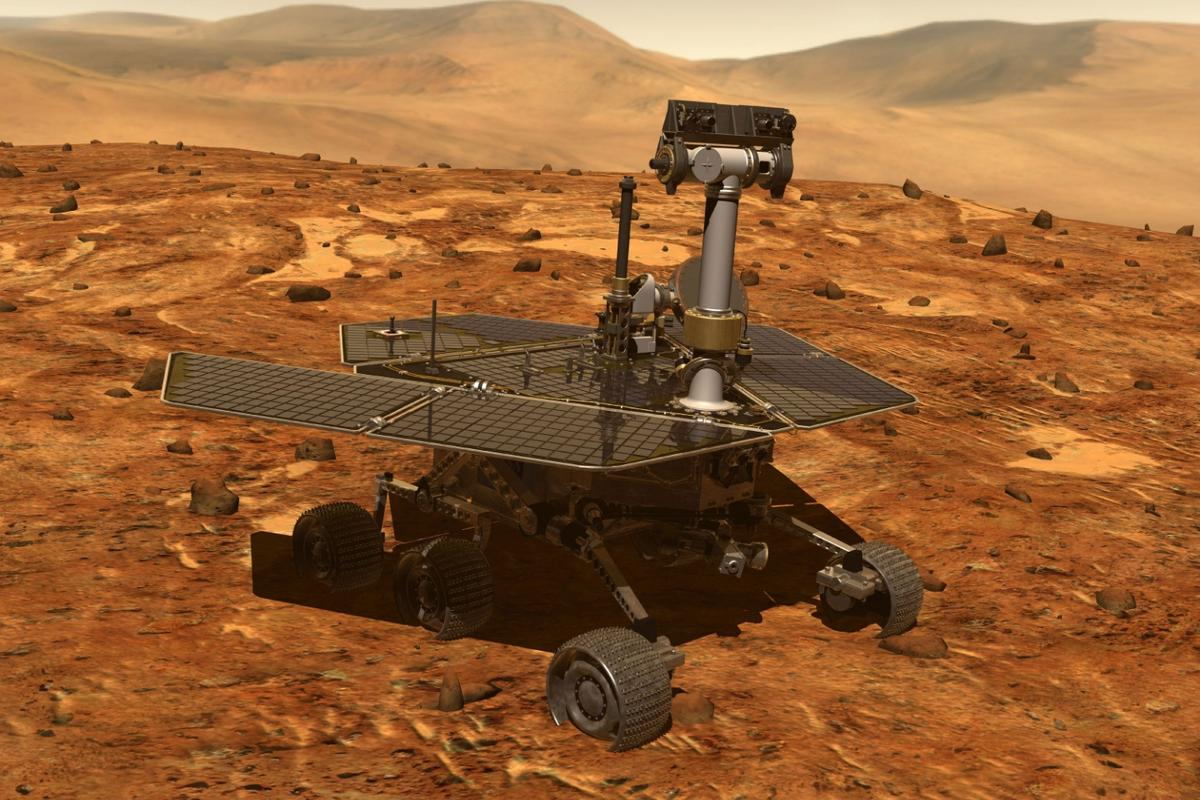 Opportunity has been silent since June 10, 2018