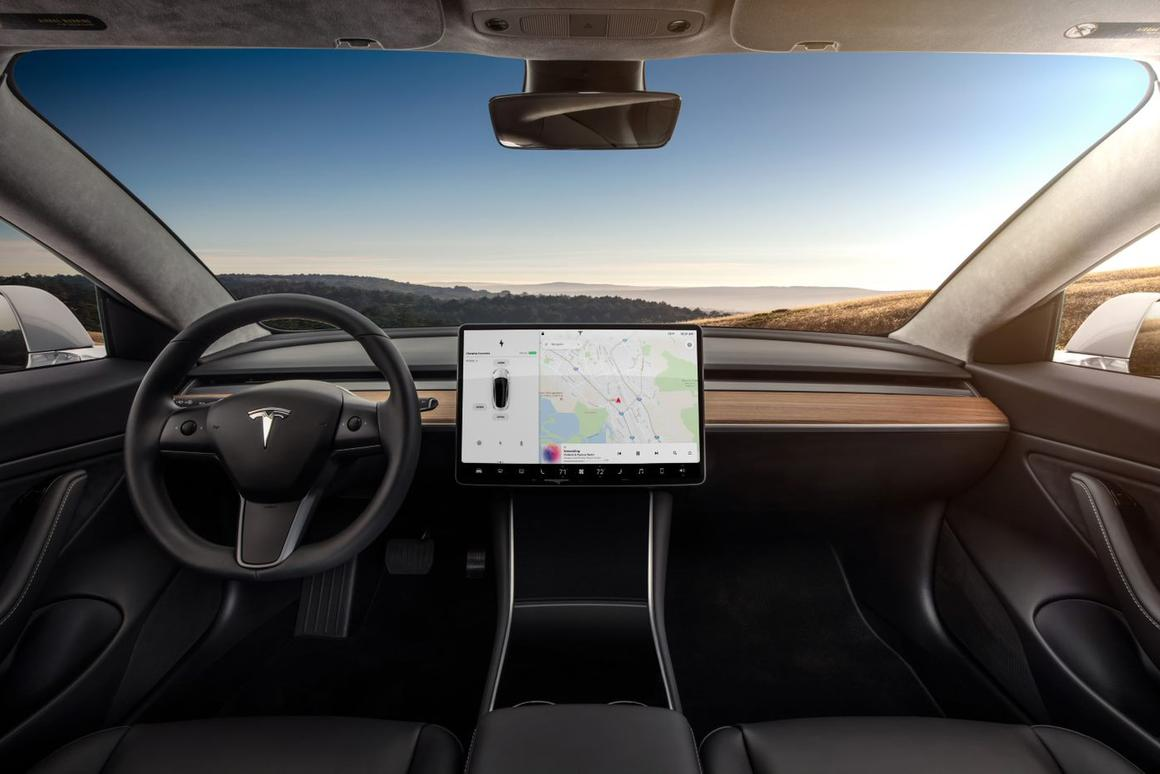 Netflix and YouTube will soon be available on Tesla's in-car displays
