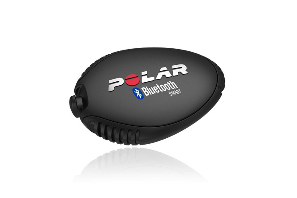 Polar's new Stride Sensor tracks all kinds of running stats without GPS