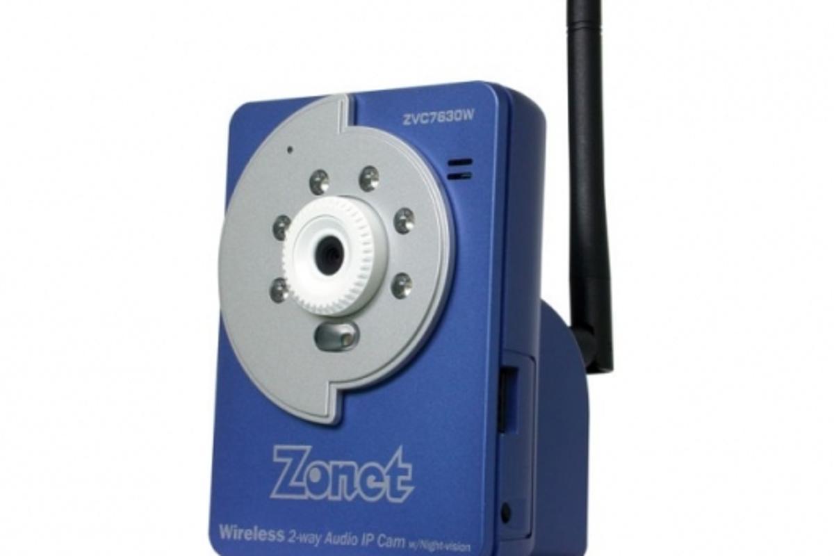 Zonet 7630 IP Camera - Wireless version
