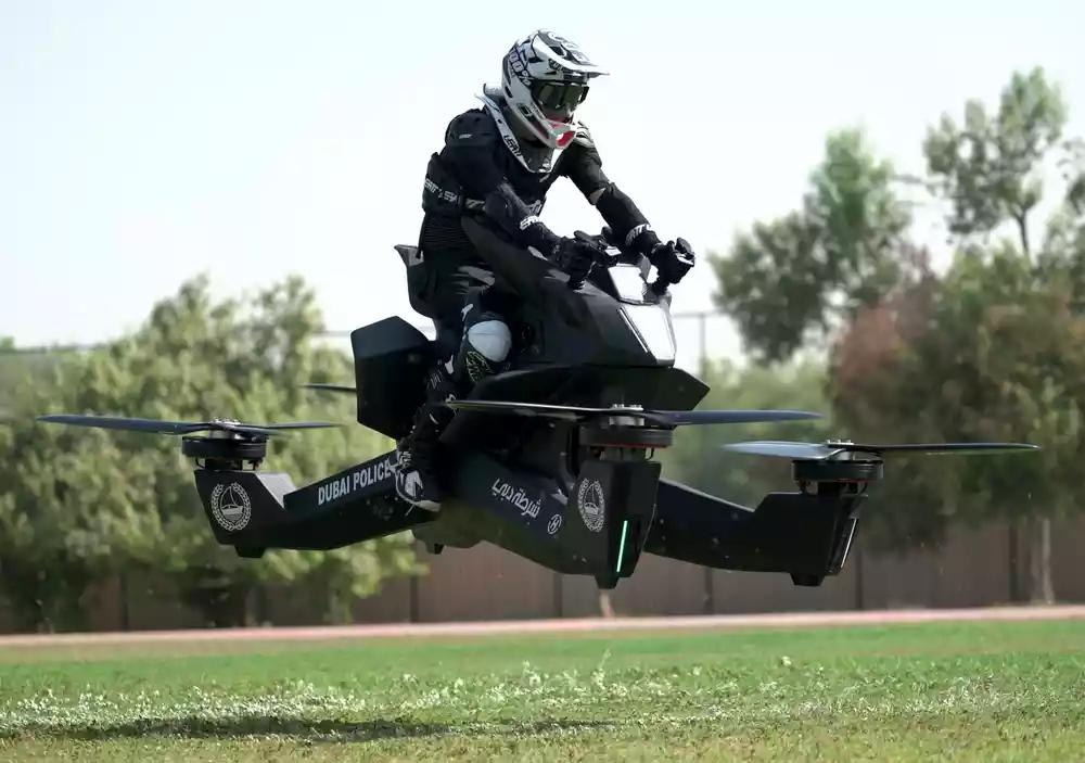 $10,000 will reserve you a limited edition Hoverbike