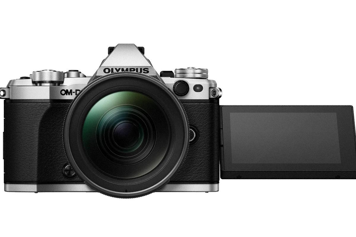 The Olympus OM-D E-M5 Mark II can produce 40-megapixel images using sensor-shift technology