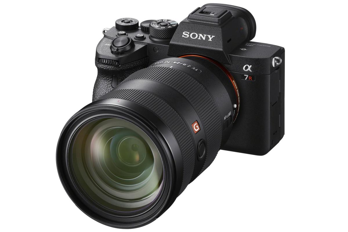 The A7R IV looks like it could nearly challenge the mighty A9
