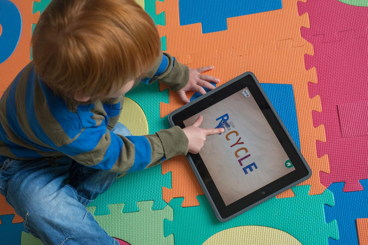 We take a look at some of the best iPad apps for toddlers