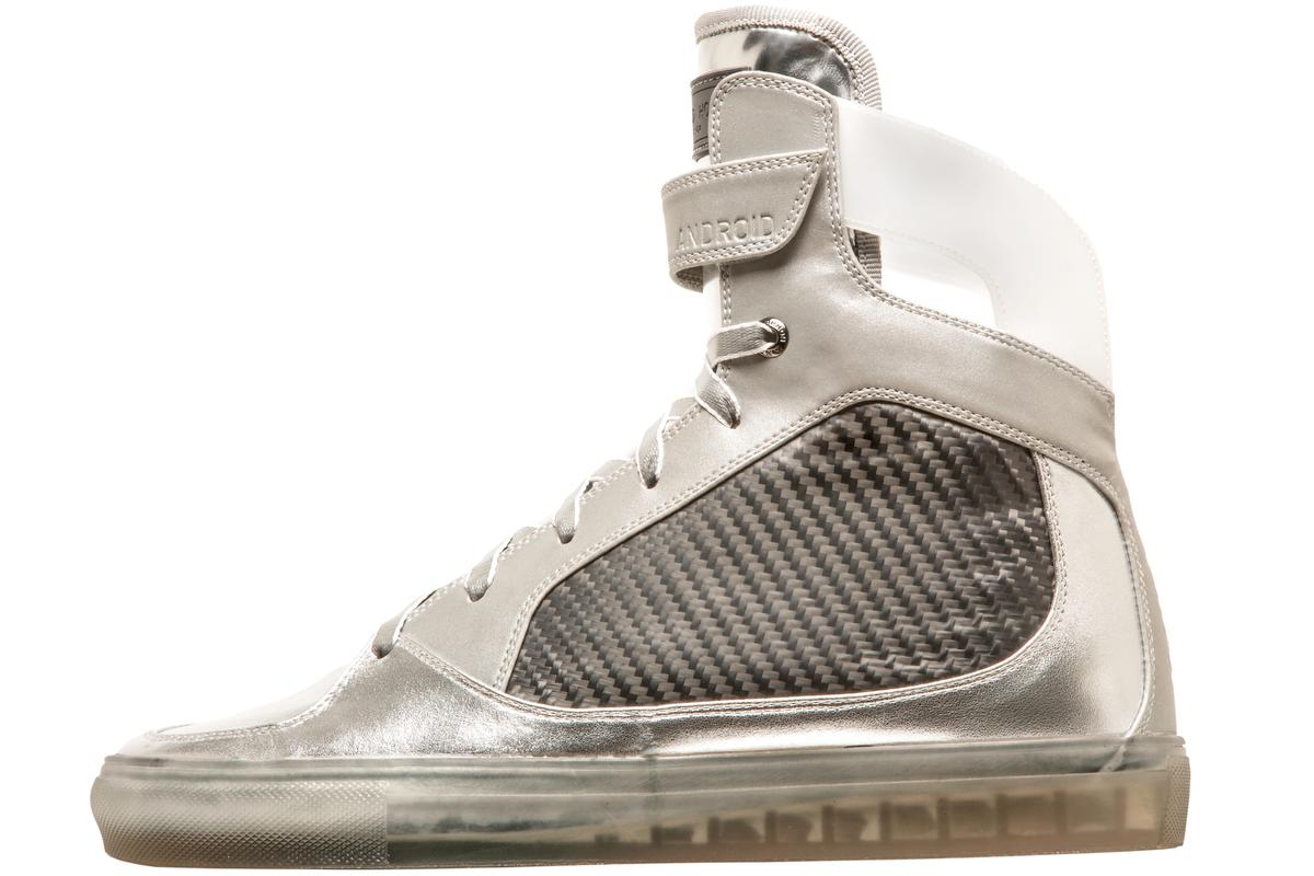 If the Apollo astronauts had worn high-tops, they might have looked like these