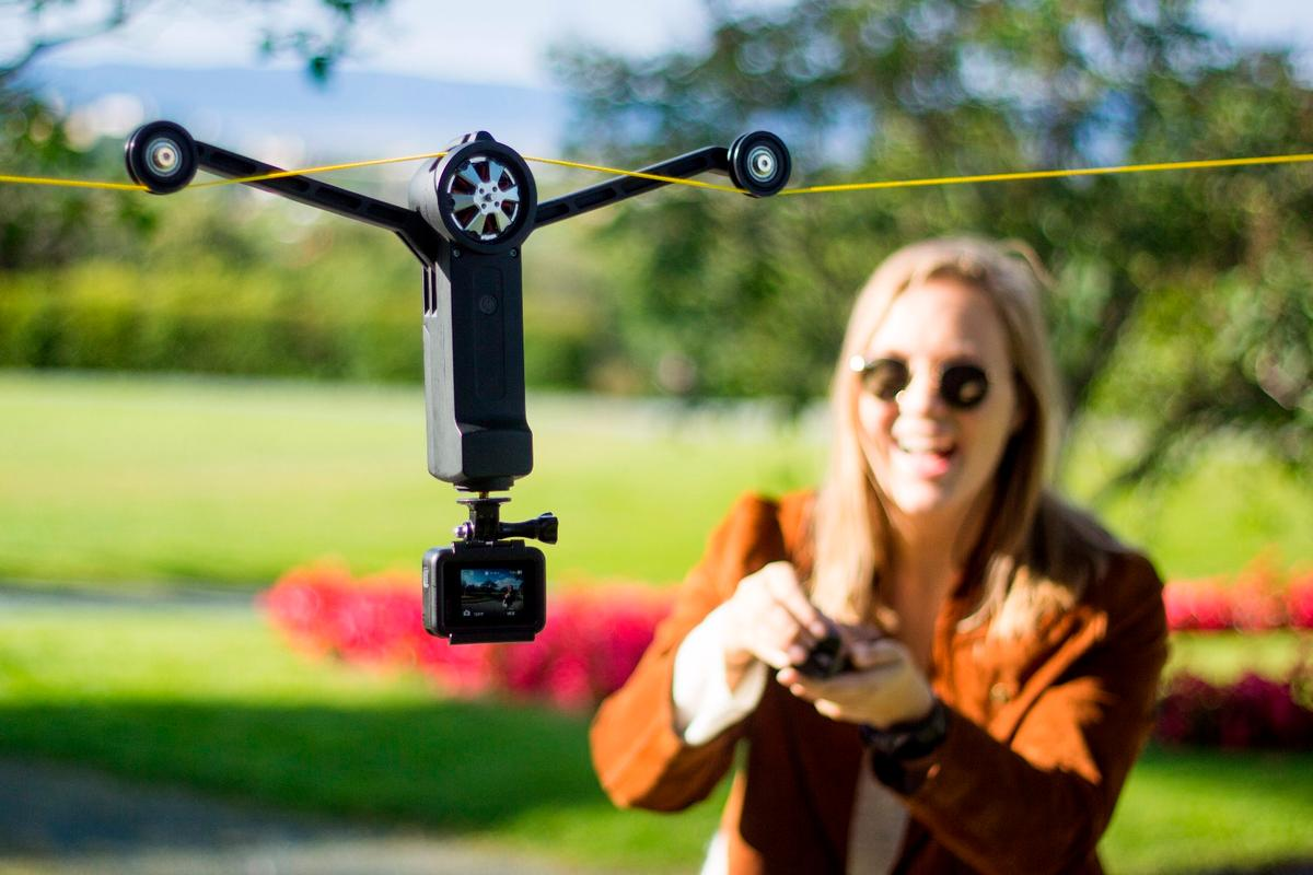Wiral LITE brings cable camera tech to low-budget film-making