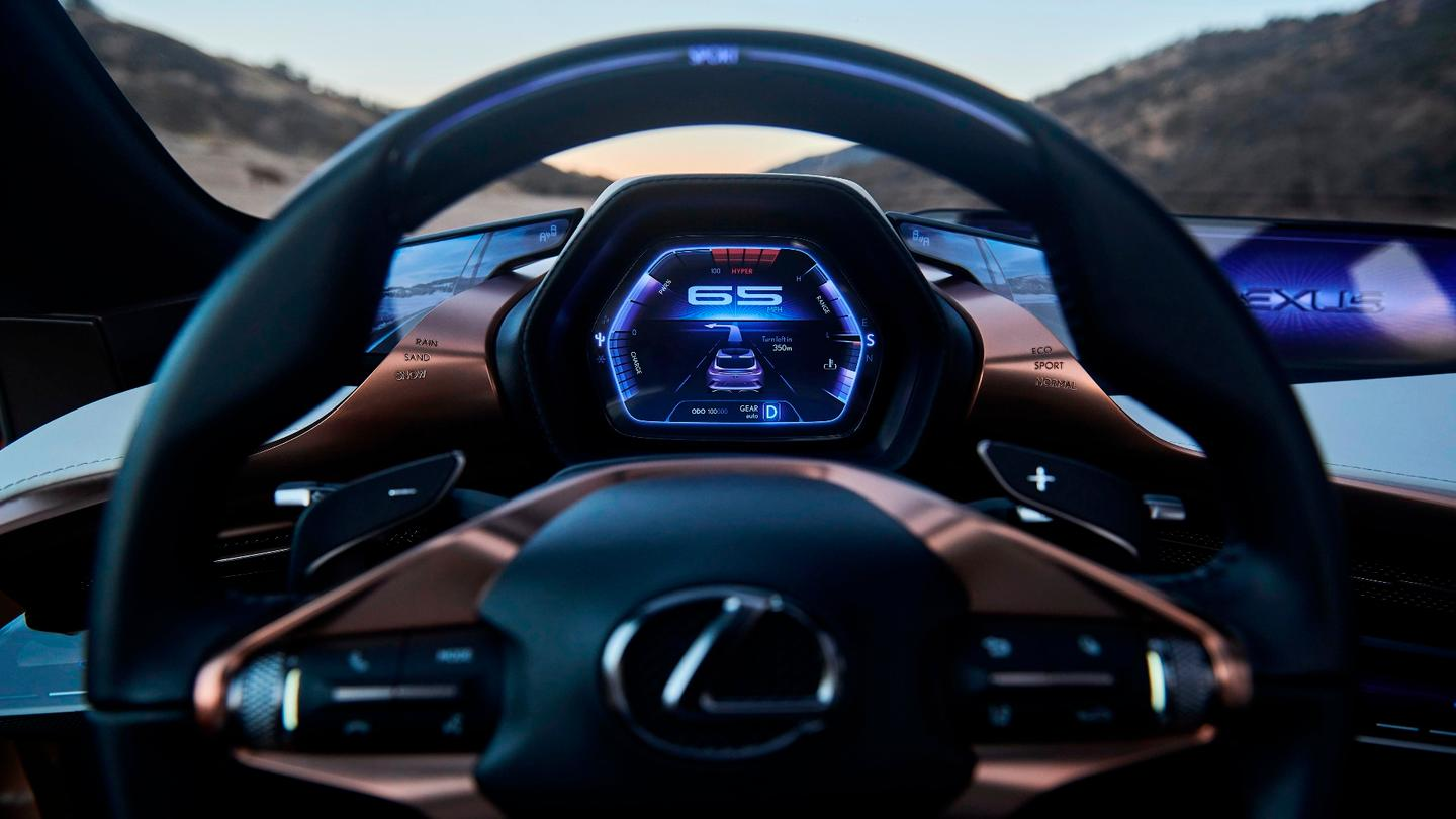 "The ""Limitless"" in the concept's name refers not only to the powertrain possibilities within the crossover, but also the technologies that can be incorporated into it"