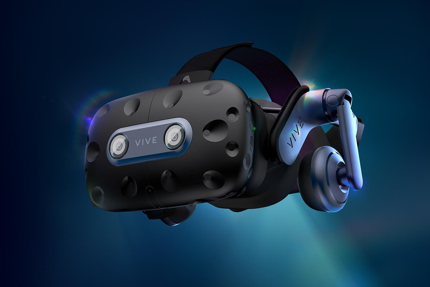 The HTC Vive Pro 2 is for connect
