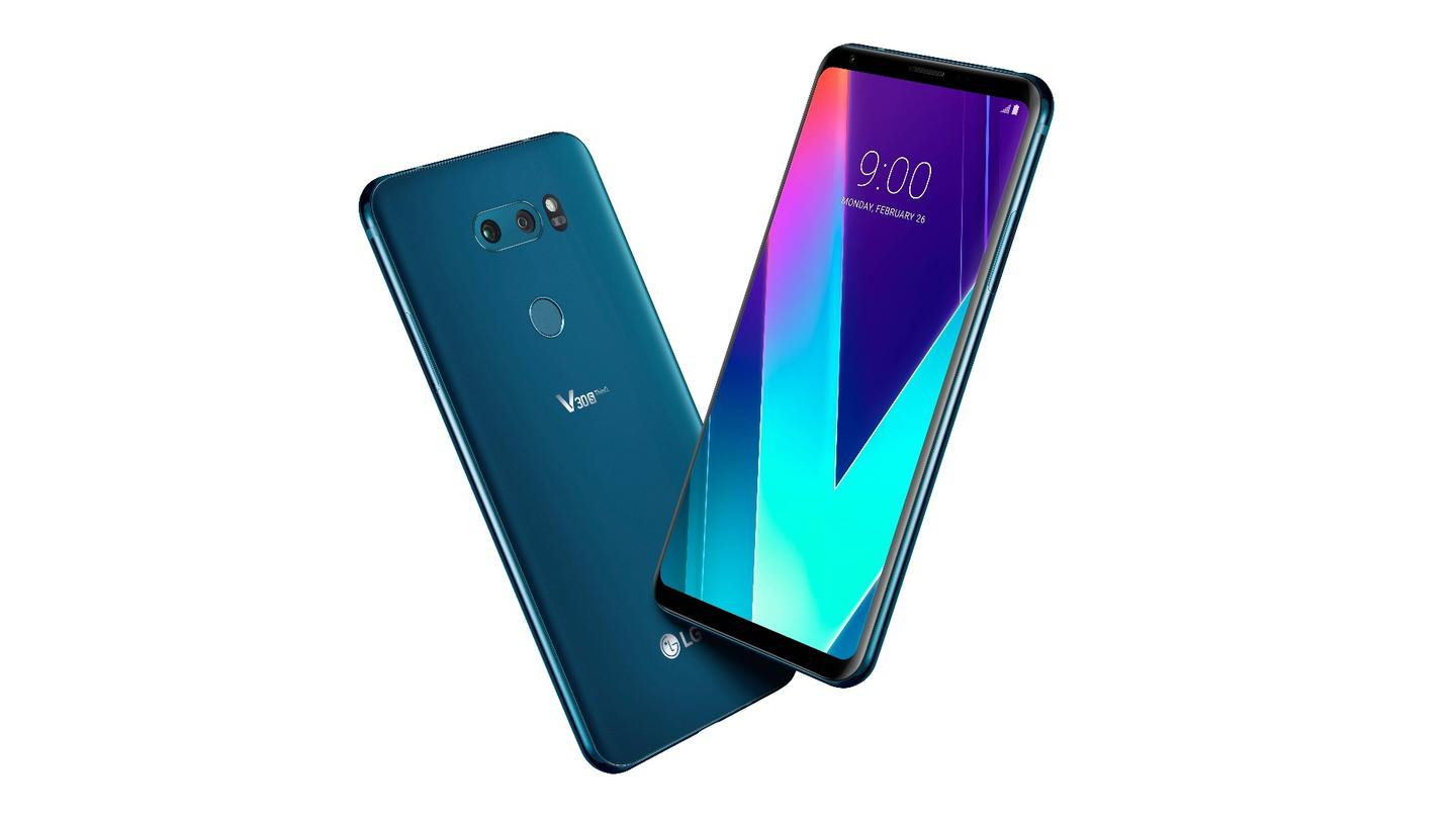 LG gives its flagship V30 smartphone an AI refresh