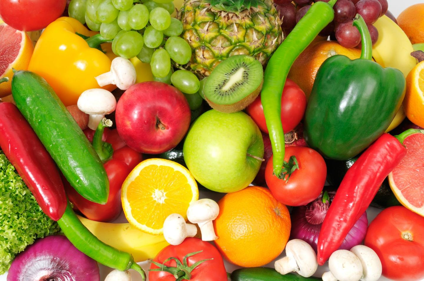 Fisetin, a flavonoid found in many fruits and vegetables. may be an effective anti-aging compound