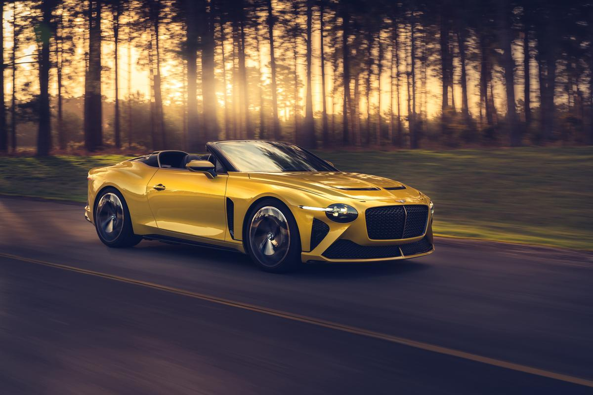 Mulliner steps back into the coachbuilding fold with the Bacalar