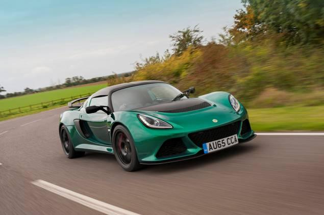 Lotus has unveiled the Exige Sport 350 model with full specifications and a price starting at £55,900 (US$84,848)