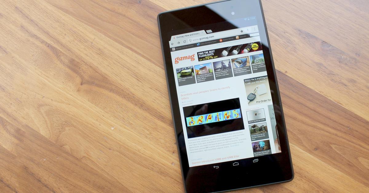 Review: Nexus 7 (2013)