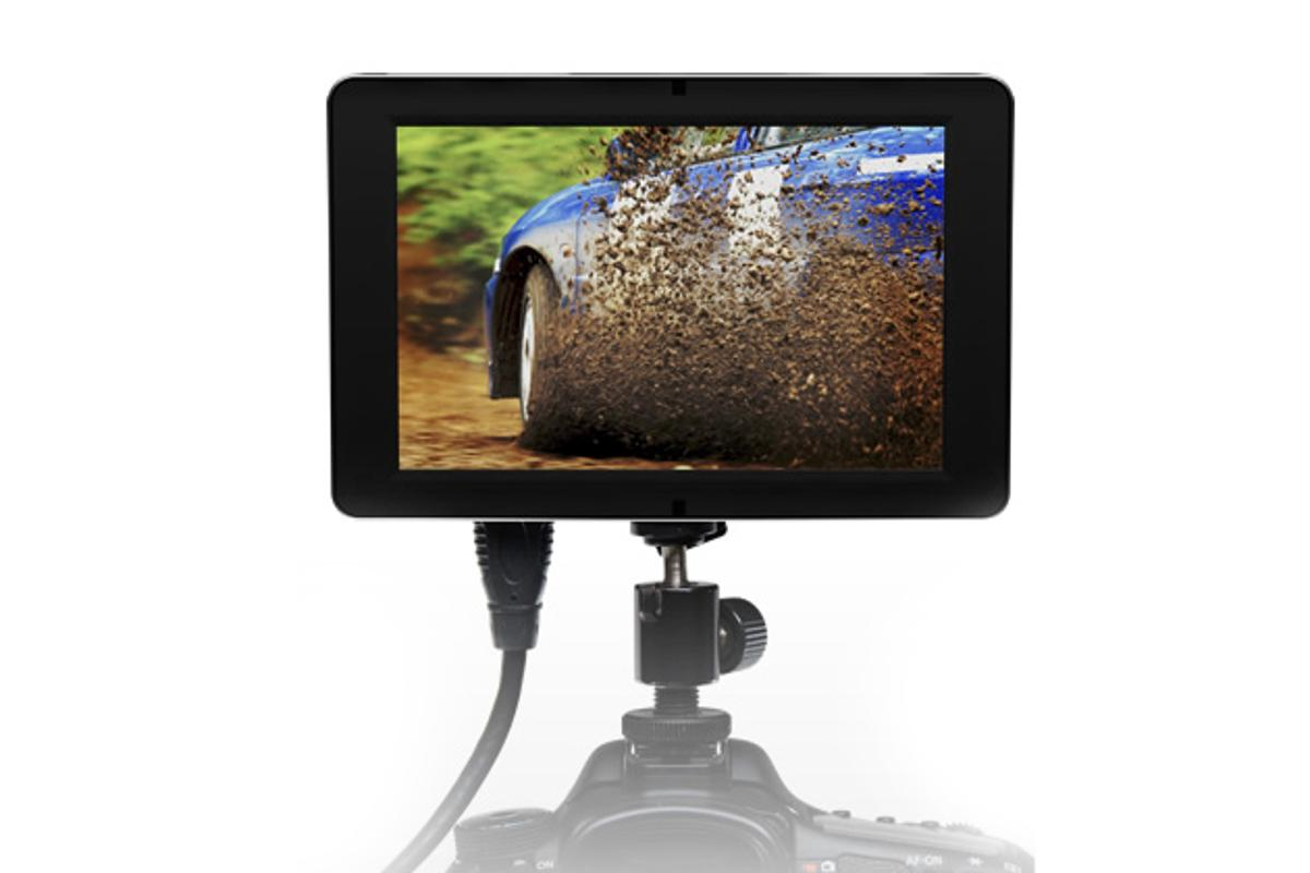 SmallHD DP-SLR external monitor for DSLRs