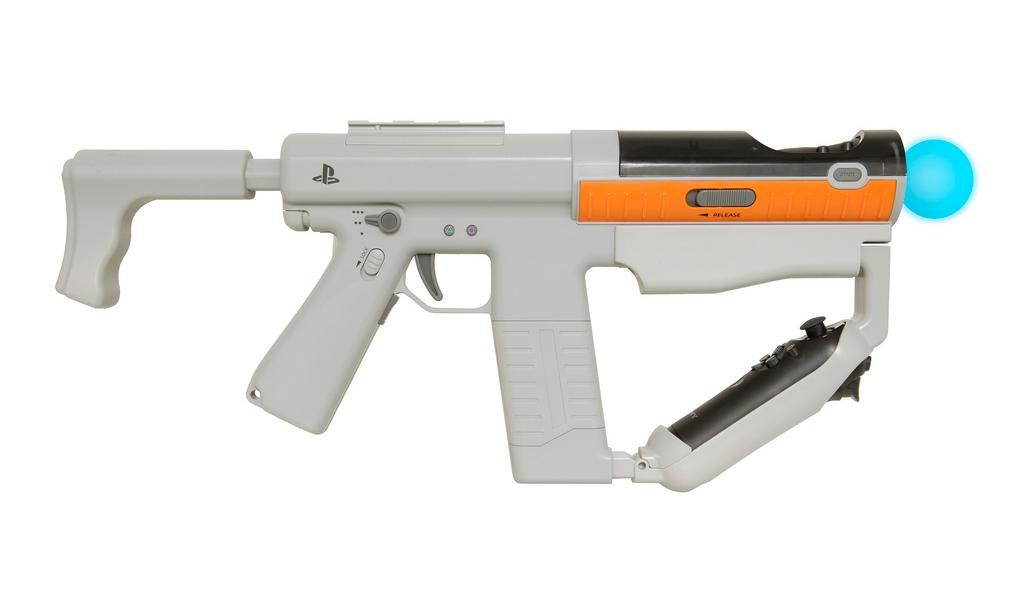 Sony's PlayStation Move Sharp Shooter Attachment