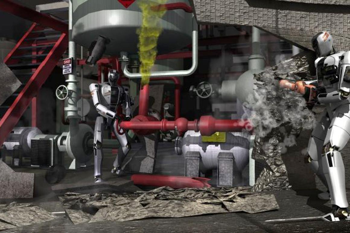 DARPA has launched its Robotics Challenge, in which teams will compete to develop a robot that can assist humans at disaster sites