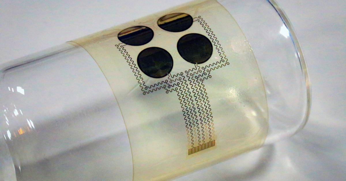 Face-sticker sensor could allow ALS patients to communicate