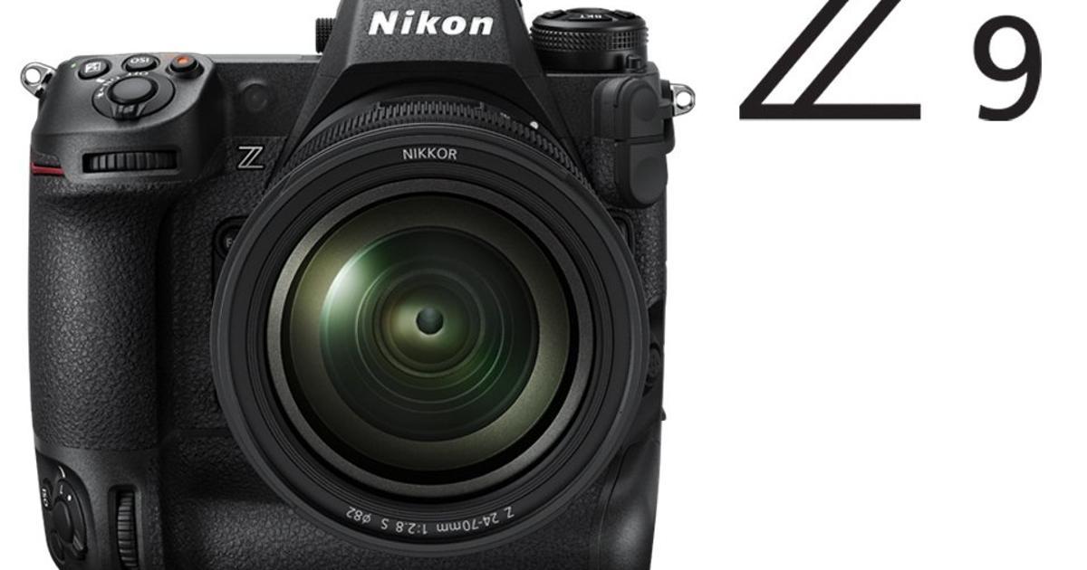 Nikon announces development of Z9 full-frame mirrorless camera