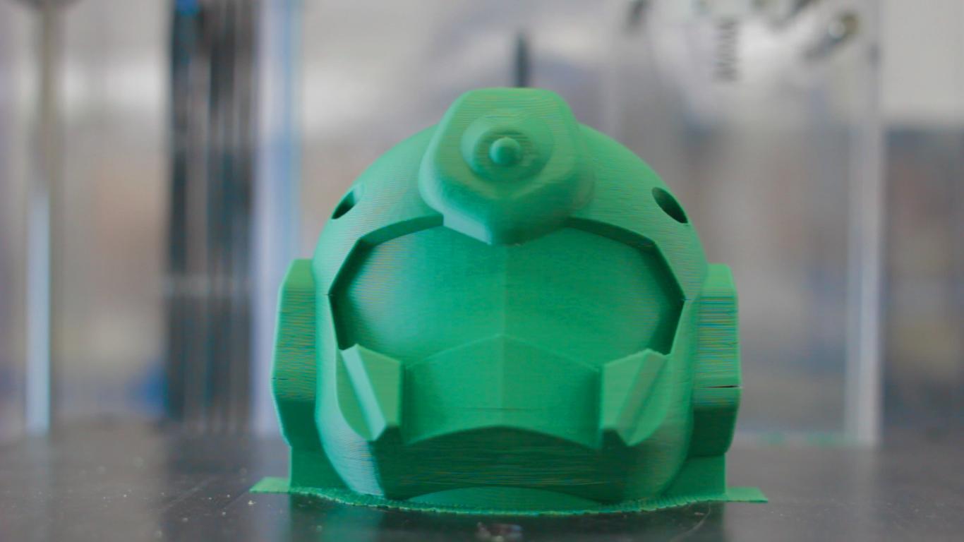 Shota Ishawatari designed CAD files for RAPIRO himself and had them 3D printed to fabricate the prototype