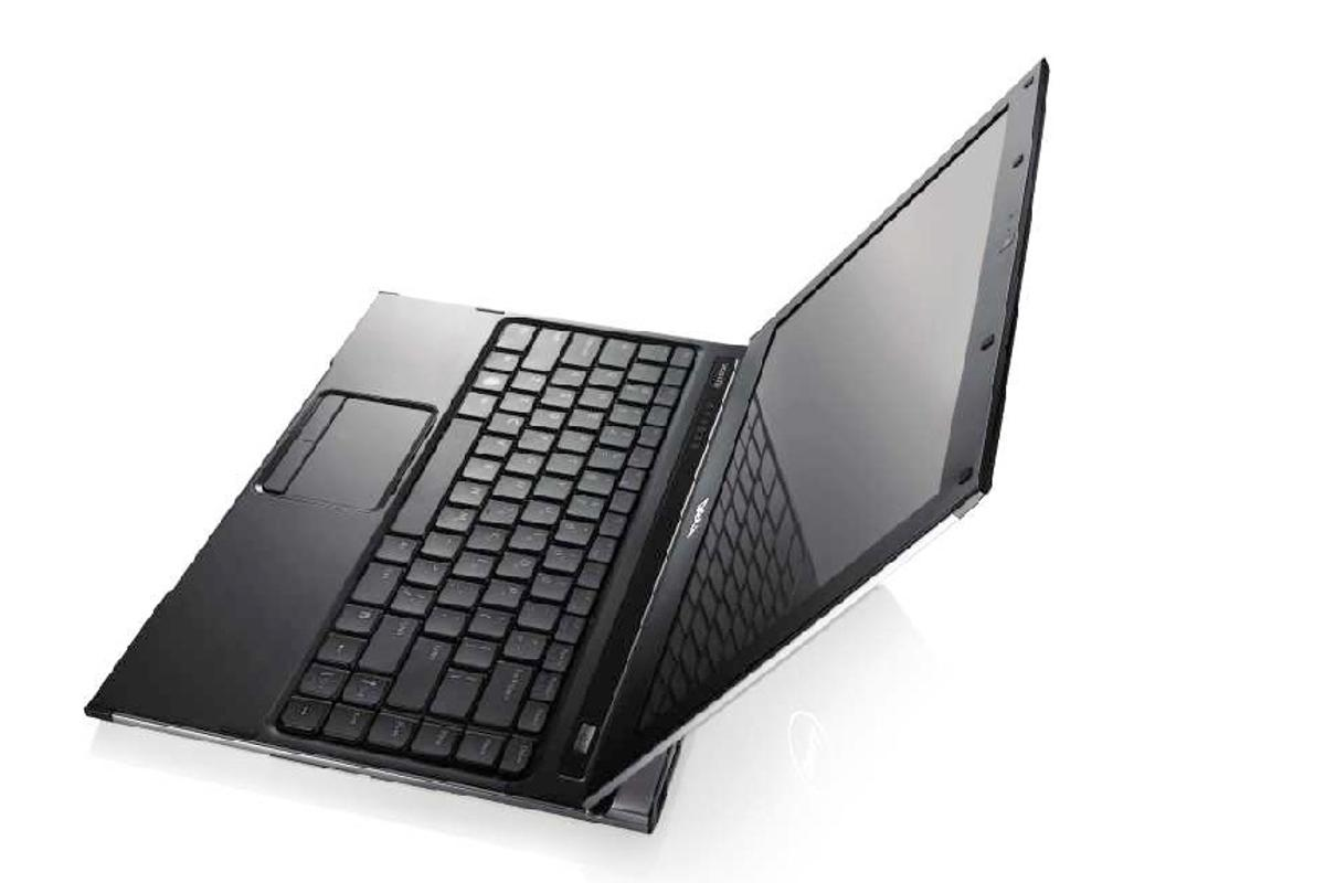 The Dell Vostro V13 - a 13.3-inch laptop which has many features packed into a convenient size
