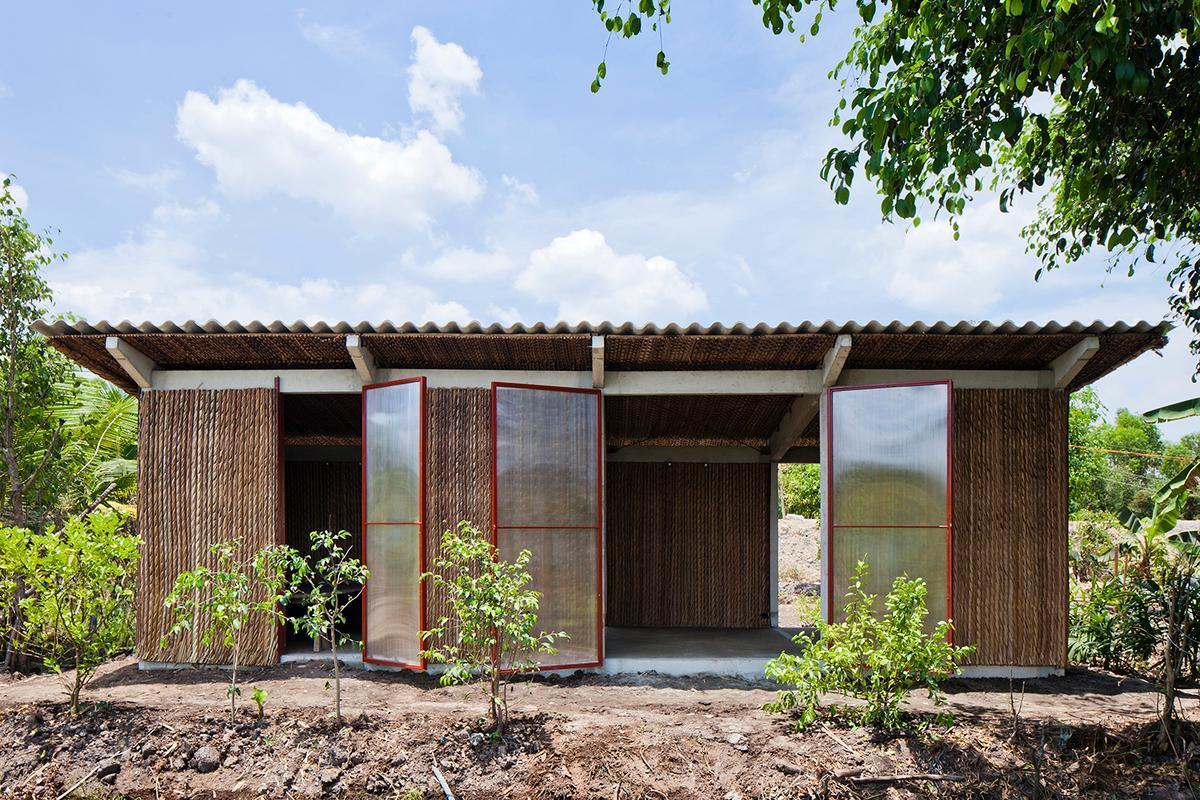 The S House, by Vo Trong Nghia Architects (Photo: Hiroyuki Oki)