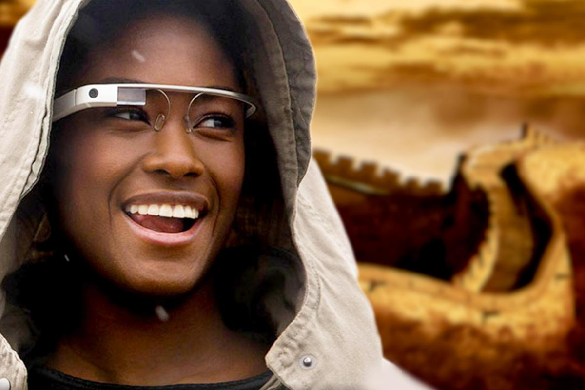 Google's competitor in China, Baidu, is reportedly making its own Google Glass competitor (China image: Shutterstock)
