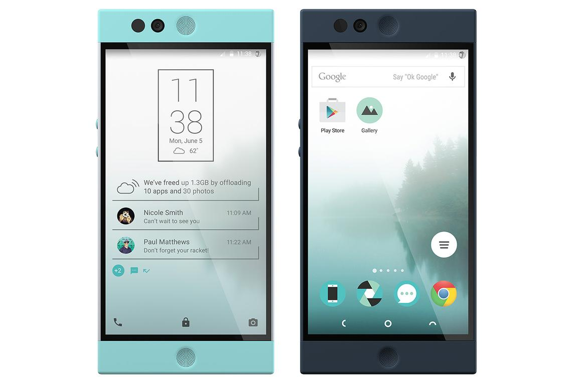 The Nextbit Robin, currently raising funds on Kickstarter, takes a cloud-based approach to the modern smartphone