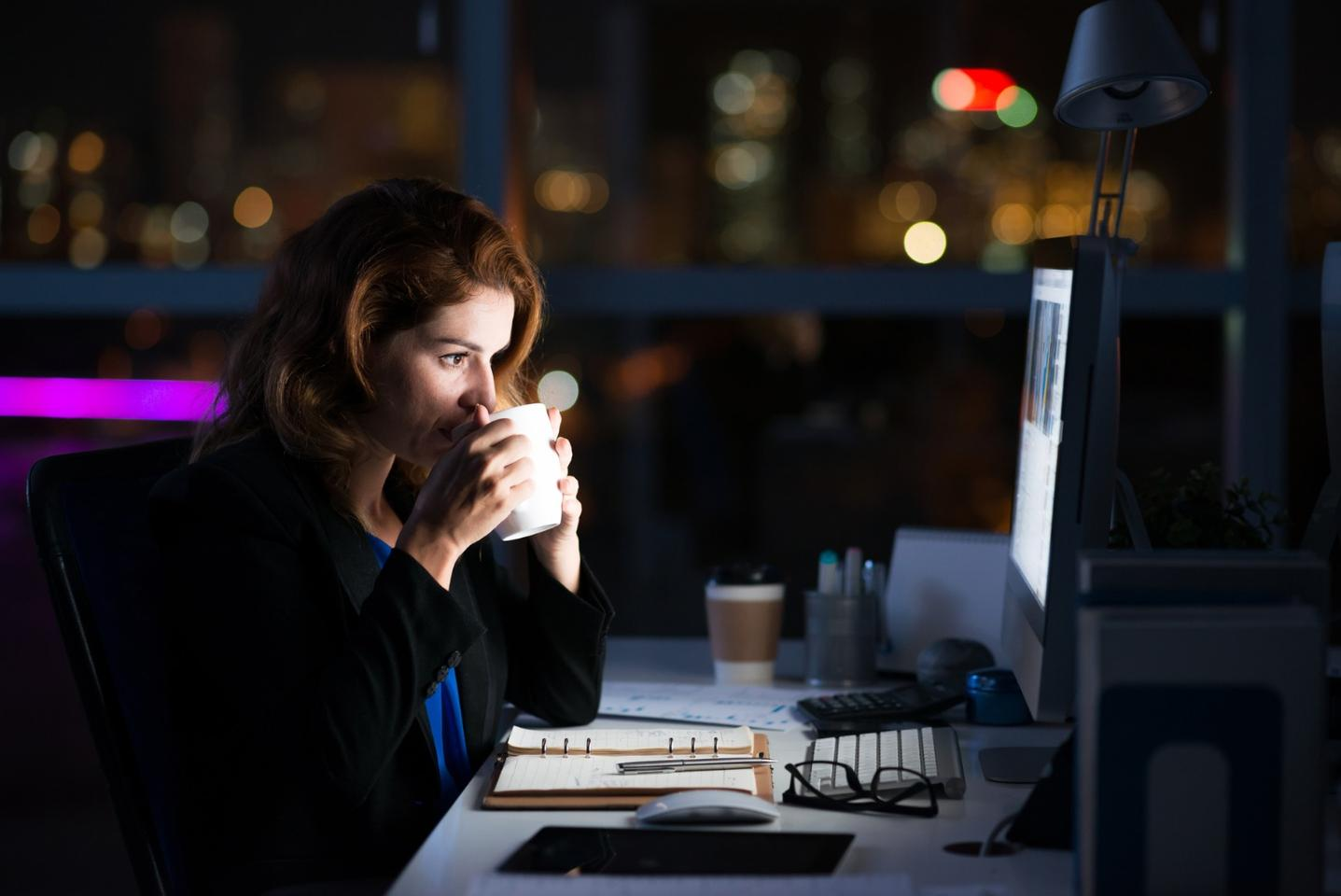 Pulling just one all-nighter can disrupt levels of proteins in the blood known to influence metabolism, immune function and blood sugar