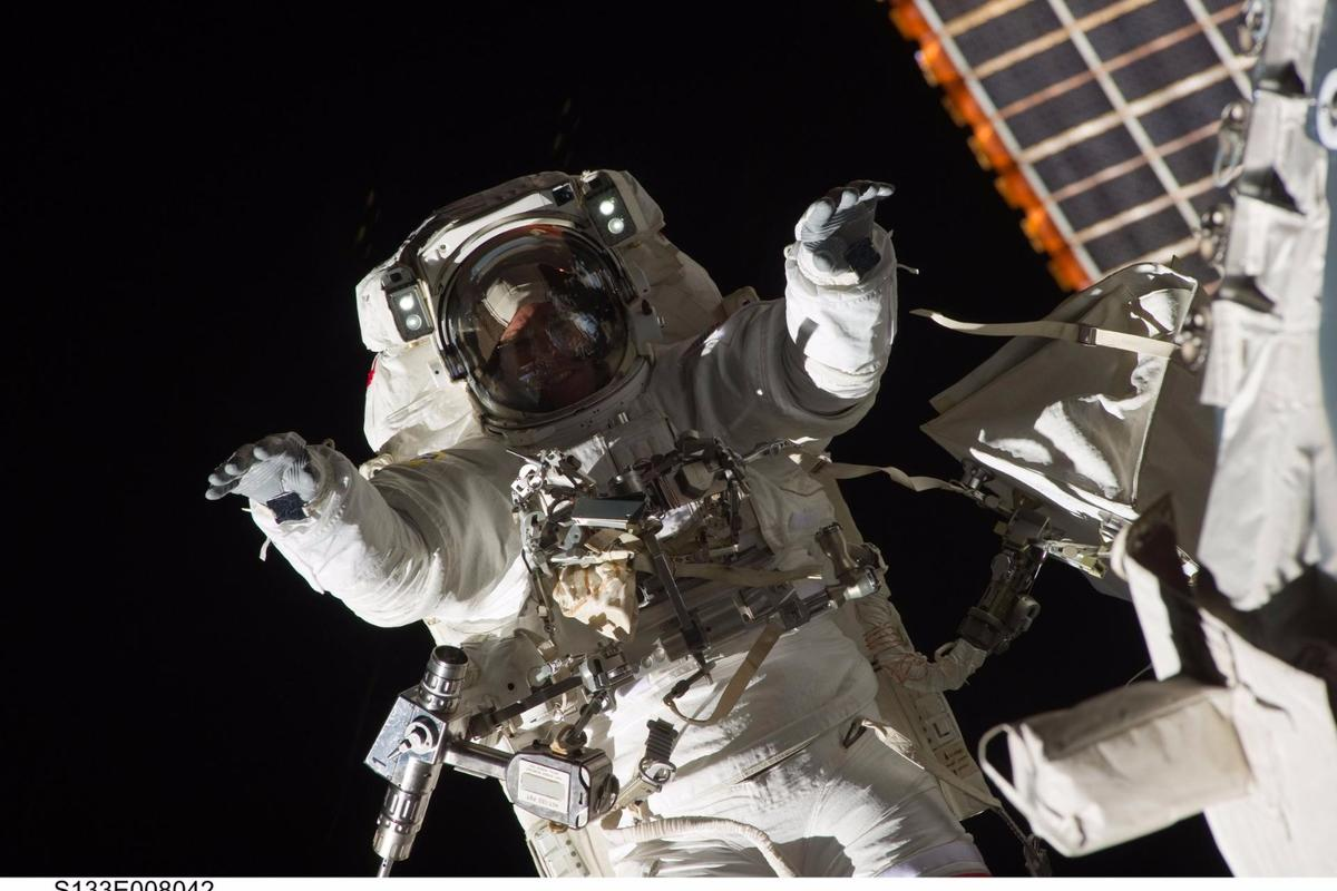 NASA's Space Poop Challenge looked to crowdsources a design for a hands-free, gender-neutral waste management system for use inside a spacesuit