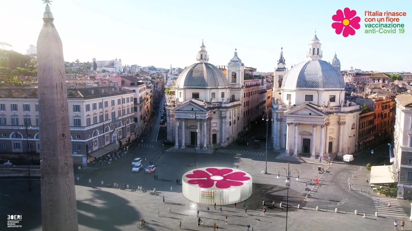 According to Stefano Boeri Architetti, the proposal has been approved and will be in use on the Italian streets in Jarnu