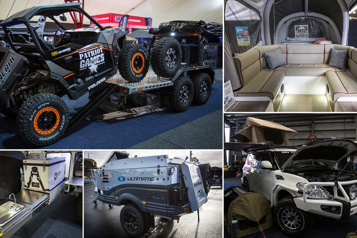 The best offroad campers Australia has to offer