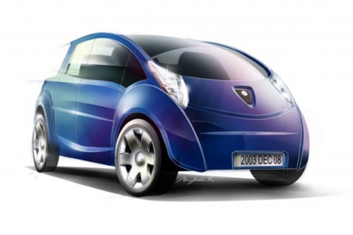 Compressed Air Car >> Zero Pollution Compressed Air Car Set For U S Launch In 2010