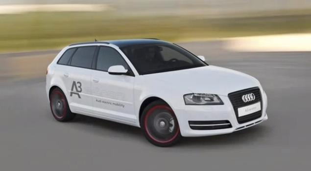 Audi has announced its new battery-electric Audi A3 e-tron pilot program in the U.S.