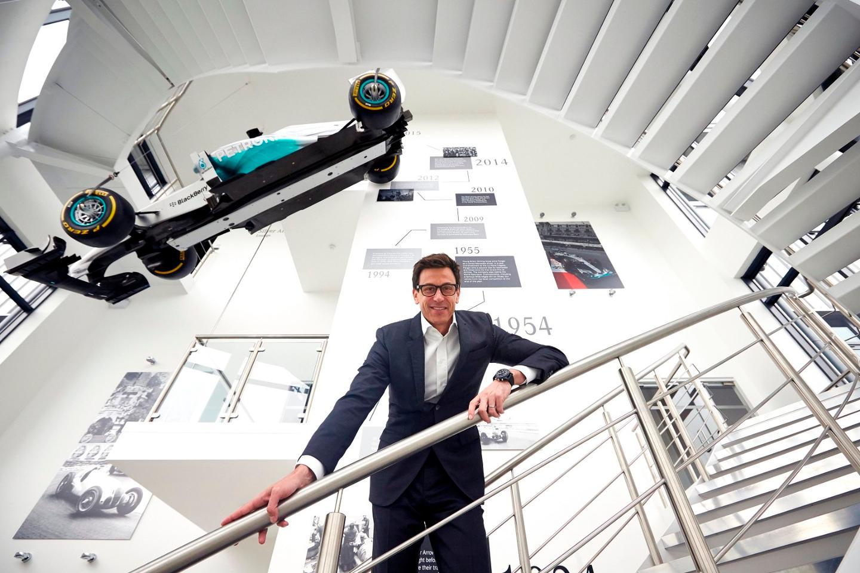 Toto Wolff, Head of Mercedes-Benz Motorsport