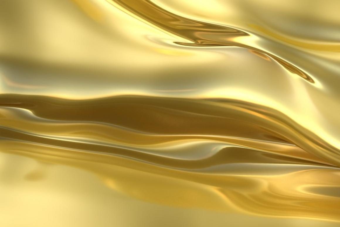 Researchers have found a way to melt gold at room temperature