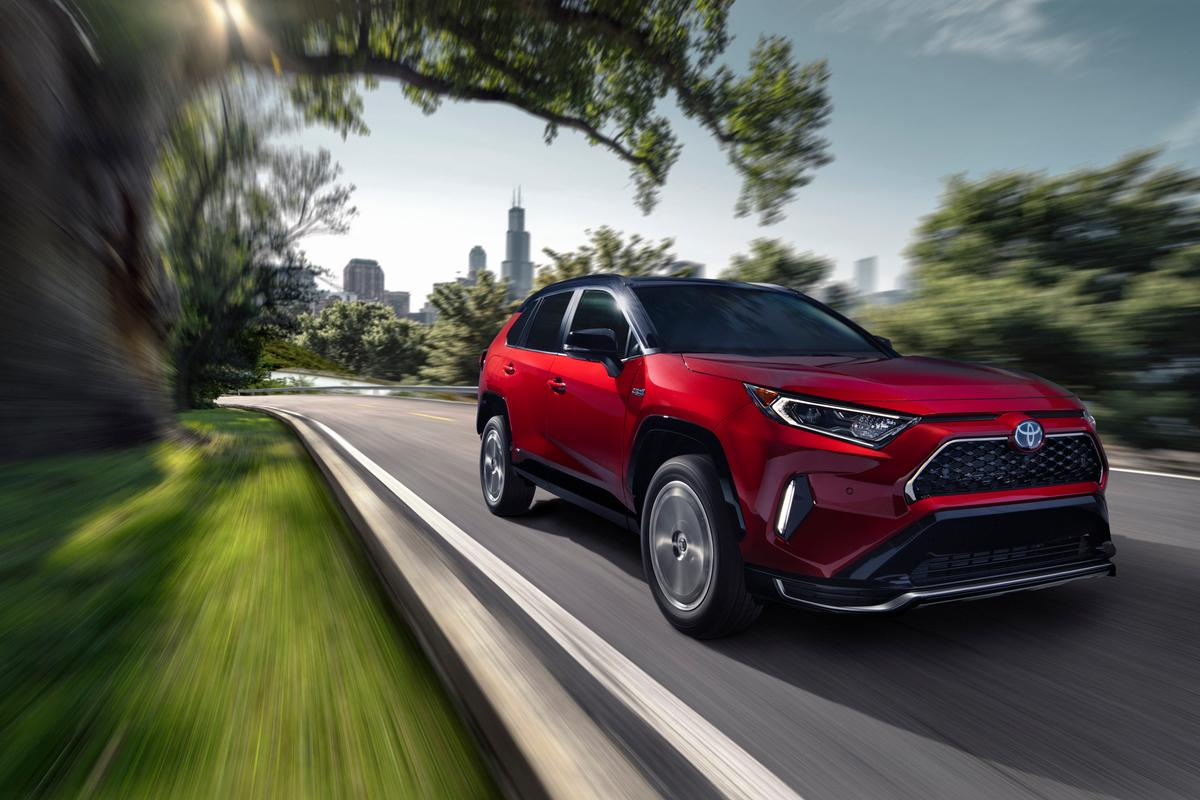 The Toyota RAV4 Prime – coming soon to a road near you